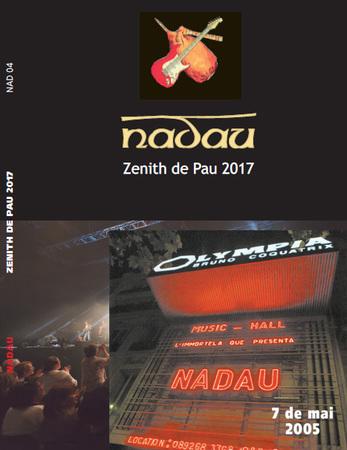 Nadau Calendrier 2022 Site Officiel du groupe NADAU